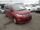 Honda Freed Spike, 2011 Image 3